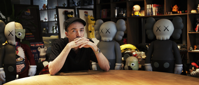 KAWS INTERVIEW ///