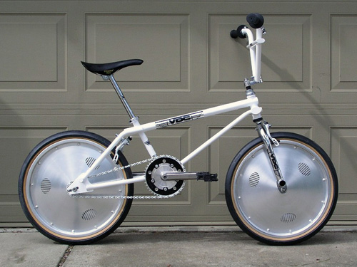 What Did Early Bmx Bikes Look Like