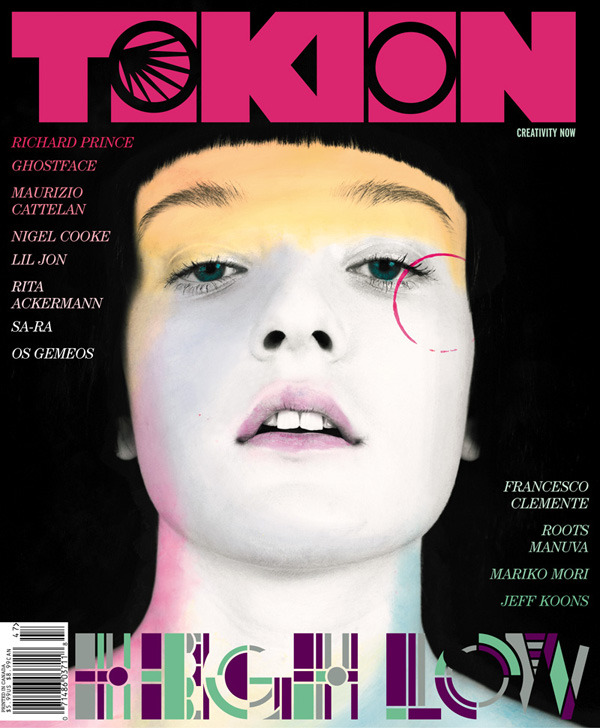 Tokion Magazine 47 Cover